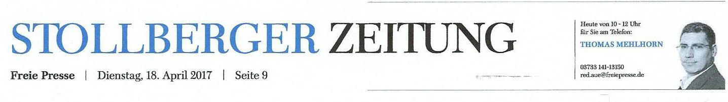 Stollbergerzeitung